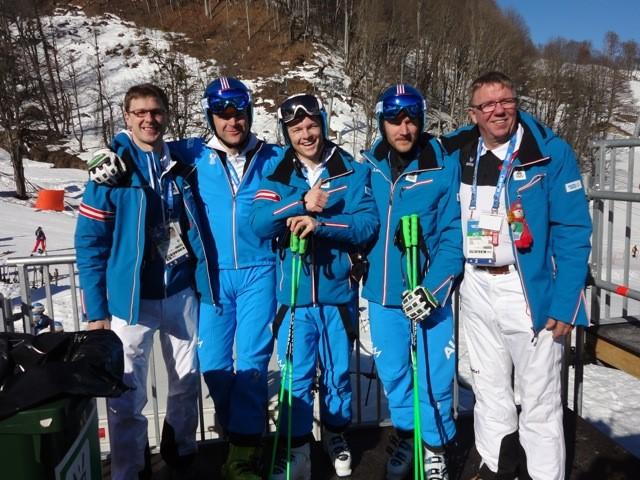 Impressionen Olympische Spiele Sochi 2014